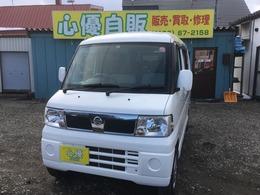 日産 クリッパーリオ 660 E FOUR 4WD
