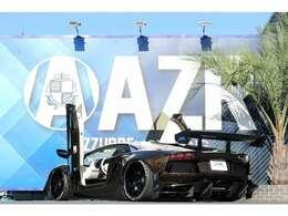 2012y ランボルギーニ アヴェンタドール フルカスタム車両入庫!!
