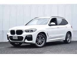 BMW X3 xドライブ20d Mスポーツ ディーゼルターボ 4WD 正規認定中古車 ナビ ACC Dアシスト