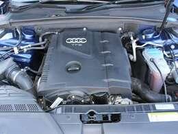 綺麗なエンジンルームです。2000ccターボ☆エンジンは高回転までしっかり吹け上がり、アイドリングも一定となっております。非常に良好です。■走行管理システムもチェック済みとなっております!