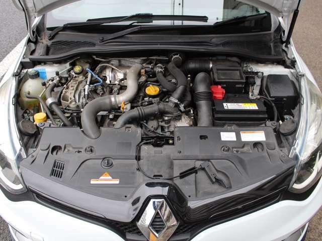 1.6リッター直4 DOHC 16バルブ ターボ