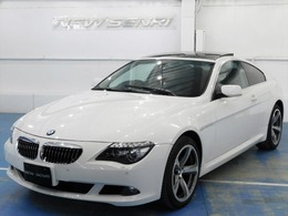 BMW 6シリーズ 630i 黒本革/サンルーフ/ナビテレビ/19アルミ