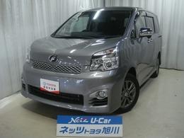 トヨタ ヴォクシー 2.0 ZS 煌III 4WD 寒冷地仕様・ナビ・Bカメラ・ETC付