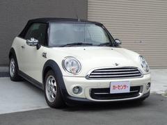 ミニ MINI Convertible の中古車 クーパー 愛知県清須市 173.0万円