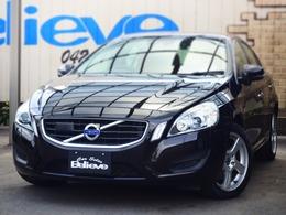 ボルボ S60 DRIVe 茶革シート ナビTV ドラレコ 保証付き