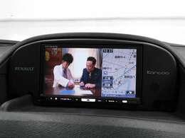 装着すると高価な収納型SDナビテレビ付きのお値打ち品です!
