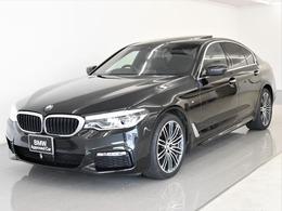 BMW 5シリーズ 540i Mスポーツ SR 黒革 コンフォートP H/K 4ゾーンAC