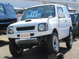 スズキ ジムニー 660 XG 4WD 2インチリフトUP・社外マフラー