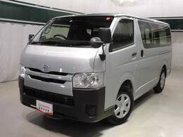 トヨタ ハイエースバン 2.0 DX ロング メモリーナビ Bカメラ ETC