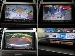 純正メモリーナビ☆地デジTV/Bluetooth/DVD再生/CD/車庫入れれも安心なバックモニター付