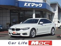 BMW 4シリーズグランクーペ の中古車 420i Mスポーツ 三重県津市 275.8万円