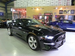 フォード マスタング GT 新並未登録 カーボンPKG 可変バルブPKG