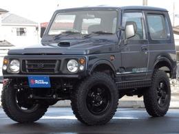 スズキ ジムニー 660 ワイルドウインド 4WD リフトアップ 新品MTタイヤ