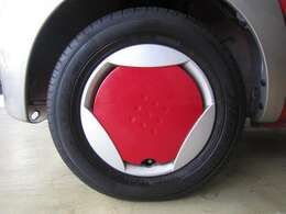 タイヤサイズは12インチです!