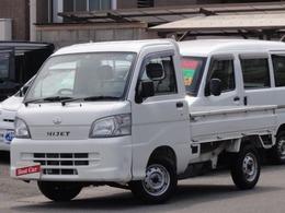 ダイハツ ハイゼットトラック 660 エアコン・パワステスペシャル 3方開 法人1オーナー車 ACコンプレッサ-新品交換