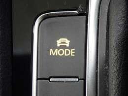 """アダプティブシャシーコントロール""""DCC""""がついています。様々な走行状況に合わせてダンパーの減衰力やステアリング特性を変化させ、ドライバーの意志に応える自在な走りを提供します☆"""