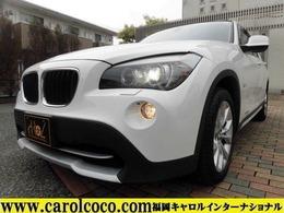 BMW X1 sドライブ 18i ナビTVコンフォートアクセス