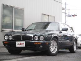 ジャガー XJ XJエグゼクティブ 3.2-V8 本革シート地デジSDナビ57000キロ