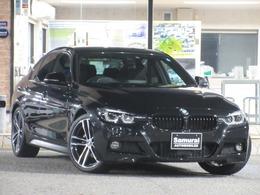 BMW 3シリーズ 320i Mスポーツ エディション シャドー マルチディスプレイメーター 黒革シート