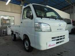 低走行のハイゼットトラックです(^^)/キレイな車両です(^^)v