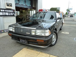 トヨタ クラウン 2.0 ロイヤルサルーン スーパーチャージャー 純正ブラック 純正アルミ ETC