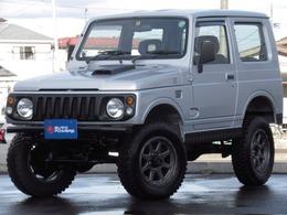 スズキ ジムニー 660 ワイルドウインド 4WD リフトアップ エンジンオーバーホール済