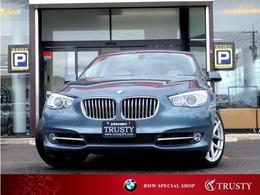 BMW 5シリーズグランツーリスモ 550i TSW20AW ホワイトレザー SR 1年保証