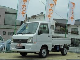 スバル サンバートラック 660 TC 三方開 4WD 5速 Tベル&ウォポン交換済 タイヤ新品