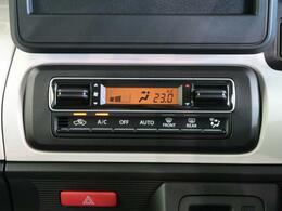 オートエアコン☆ボタンひとつでエアコンの調整が可能です☆上級グレードならではの装備!