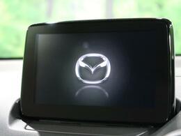 マツダコネクトナビ付き!地デジTV、DVD再生、Bluetooth機能も有り。