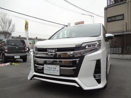トヨタ ノア 2.0 Si WxBII 登録済未使用車