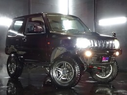 スズキ ジムニー 660 XC 4WD LEDライト 社外16AW ファイバーLEDテール