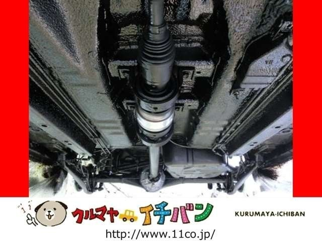 画像はサンプルですが、別途10,000円にて、下回りの防錆処理を実施中!お気軽にご相談ください!