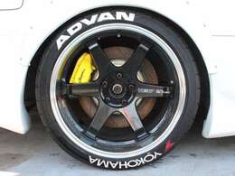 RAYS 18インチAW ボルクレーシング TE37 TTA!鍛造で軽量・高剛性!