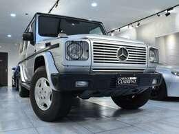 1998年 メルセデスベンツ G320ロング(W463)/ディーラー車/生産終了モデル/車検:2年付き/実走行95,000km/左ハンドル/4速AT/