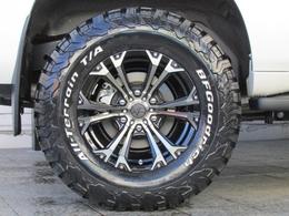 新品ナイトロパワー17インチAWに新品BFグッドリッチATタイヤの組み合わせ!