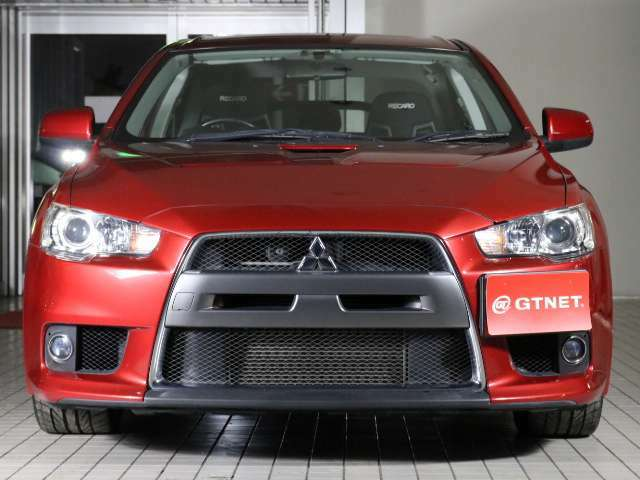 GTNET札幌店にランサーエボリューションX GSRが入庫致しました!!