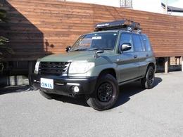 三菱 パジェロイオ 2.0 アクティブフィールドエディション 4WD / 全塗装・カーゴラック・記録簿
