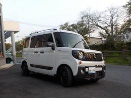 スズキ スペーシア 660 ギア ハイブリッド XZ Bluetooth地デジナビ付届出済み未使用車