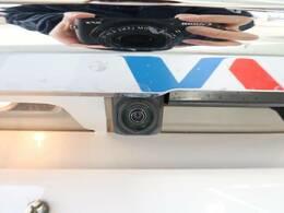 パノラマモニター用カメラ装備済み☆別途ナビと接続することで使用できます♪後方確認や車庫入れも安全・快適ですね☆
