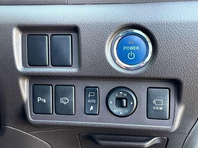 各種操作ボタン