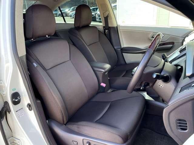 便利なシートメモリー機能を搭載!運転者が変わってもプリセットされた設定をすぐ呼び出せます!