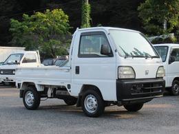 ホンダ アクティトラック 660 SDX 三方開 4WD 5速マニュアル・作業灯