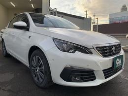 プジョー 308 ロードトリップ ブルーHDi ディーゼルターボ CarPlay/保証継承/特別仕様車/半革/Fマット