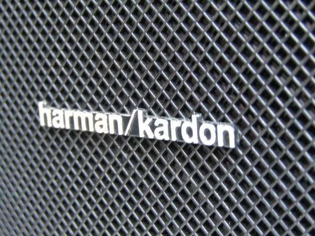 ハーマンカードンサウンド!1ランク上のサウンドでお楽しみいただけます!