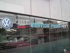 サービスフロント。きめ細やかなアフターサービスで、Volkswagenゆえの信頼にお応えします。