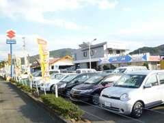 セダン、ミニバン、コンパクト、輸入車、軽自動車等幅広く取り扱っております。店頭のお車でご満足頂けなければお探し致します。