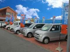 常時30台以上の格安車両を展示しています!