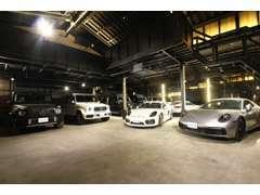 ショールームに展示されていない車輌も多数ございます。