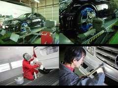 車検・鈑金・保険とお客様のカーライフを全力でサポートさせて頂きます。国内大手損保、輸入車ディーラーの指定工場です。